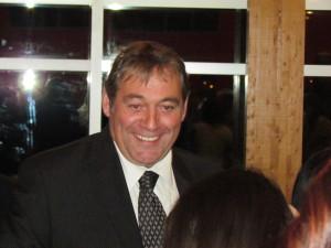 Réjean Hudon, président d'honneur
